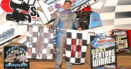 Kendall Back In Action & Back In Victory Lane