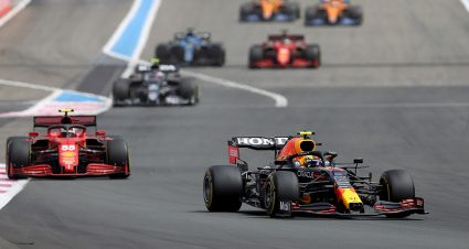 Track Limits In Formula One