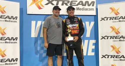 Knoxville 410 Sprint Goes To Kerry Madsen