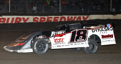 Babb Grabs 99th Hell Tour Victory