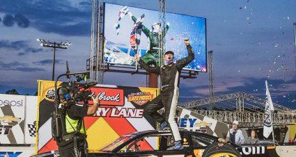 Silvestri Secures First CARS Tour Triumph