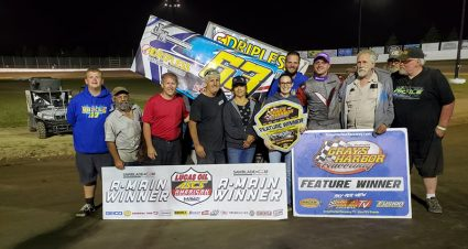 Hickle Wins At Home, Tops Fred Brownfield Classic