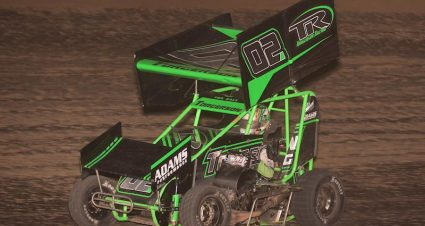 It's All Torgerson With POWRi Micro Sprint League