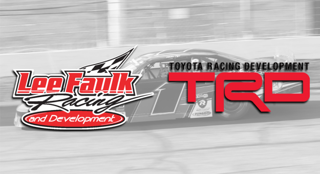 Lee Faulk Racing and Development has formed a working relationship with Toyota Racing Development.
