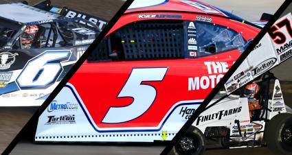 Larson's Racing Diversity Only Making Him Better