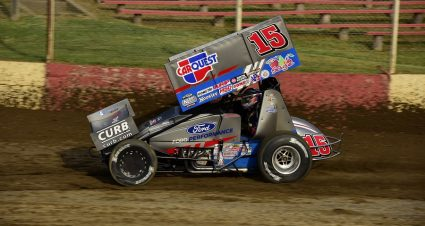 Schatz Relishes 'Finally' Notching 300 Outlaw Wins