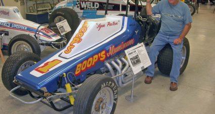 Lynn Paxton: Racing & Restoration