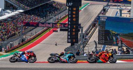 MotoGP Set For COTA Return