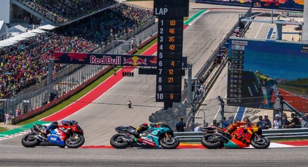 MotoGP will return to Circuit of The Americas on Oct. 1-3. (COTA photo)