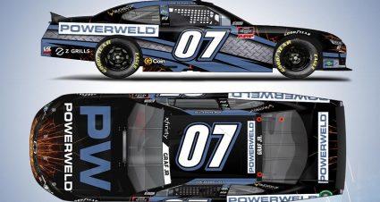 PowerWeld Joins Graf For Michigan Xfinity Race