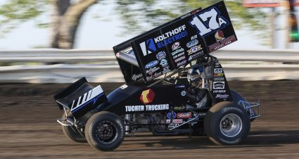 OUTLAW NOTES: Early Flip Scuttles McCarl's Chances
