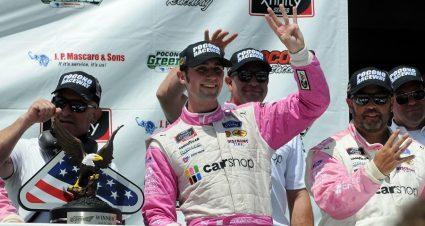 Cindric On Pole For Vegas Xfinity Series Race