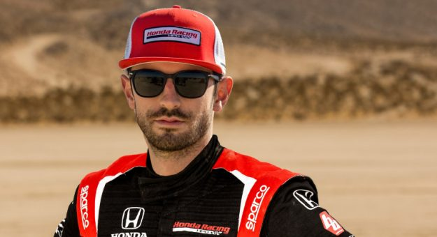 Alexander Rossi is returning to the Baja 1,000 this November.