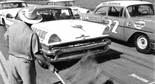 The NASCAR Cup Series is returning to Road America this weekend for the first time since 1956. (NASCAR Archives Photo)
