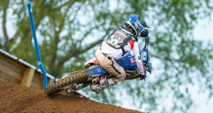 Ferrandis Counts To Three In Pro Motocross Action