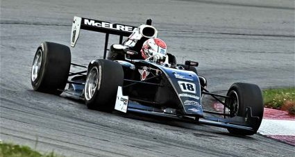 McElrea Endures For Mid-Ohio Indy Pro 2000 Glory