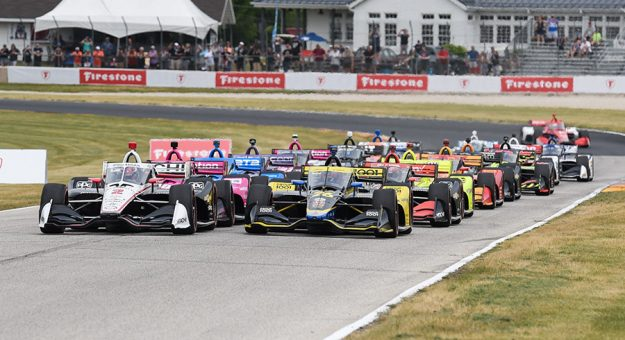 The NTT IndyCar Series has inked a multi-year contract extension to continue racing at Road America. (IndyCar Photo)