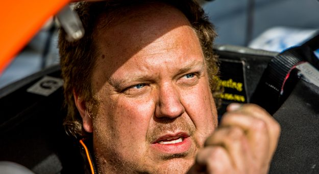 Willie Mullins will race at Elko Speedway this weekend in the ARCA Menards Series. (Dinah Mullins Photo)