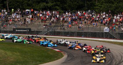 IndyCar's Mid-Ohio Round Brings Big TV Numbers