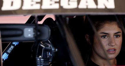 Deegan Confirmed For Nashville SRX Finale