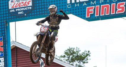 Ferrandis Continues Motocross Hot Streak