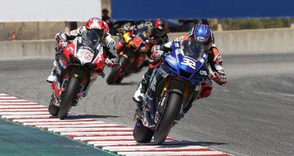 Make It Nine Superbike Victories For Jake Gagne