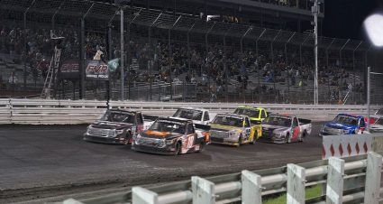 Trucks Debut At Knoxville