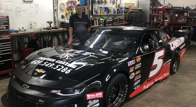 Dexter Canipe Sr. will race for the first time in 21 years on July 24 at Hickory Motor Speedway. (Dexter Canipe Jr. Photo)