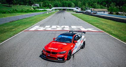 Local Team Making Michelin Pilot Challenge Debut At Lime Rock