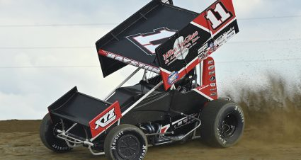Bayston Out, PPM In At Sam McGhee Motorsports