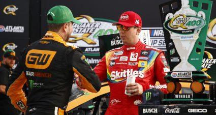 NASCAR Cup At Atlanta
