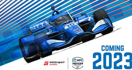 IndyCar Video Game Coming In 2023