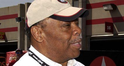 Motorsports Trailblazer Sam Belnavis, 81