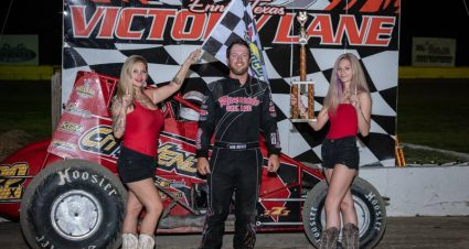 Shebester Rolls To Big O Elite Non-Wing Victory