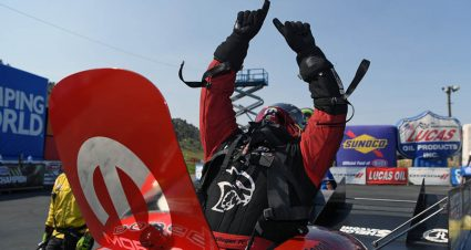 After Years Of Trying, Hagan Finally Masters Bandimere
