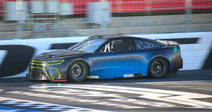 NASCAR To Begin Distribution Of Next Gen Chassis