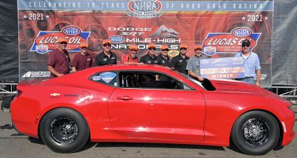 Bell Is The Colorado Factory Stock Showdown King