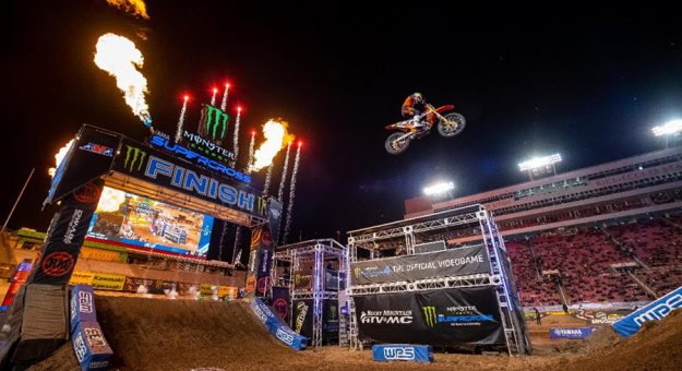 Calendrier Ama Supercross 2022 Supercross Reveals 17 Race Calendar For 2022   SPEED SPORT