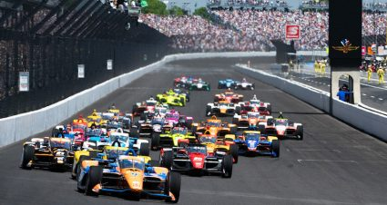 IndyCar Series To Return To NBC