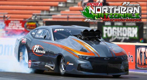 P2 Racing Kurt Steding Tara Bowker Photo V2