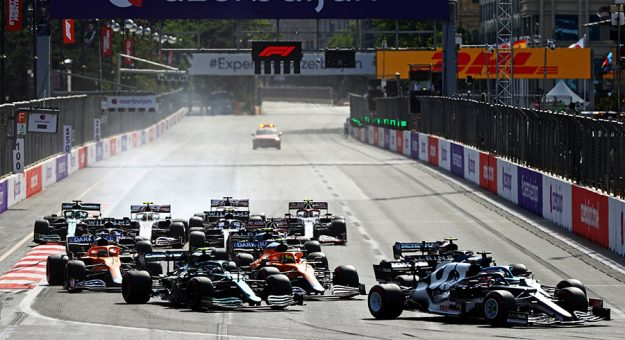 Formula 1 officials have been forced to be flexible in terms of event scheduling amid the COVID-19 pandemic. (Francois Nel/Getty Images Photo)
