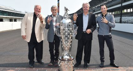 Four-Time Winners Gather At Indy