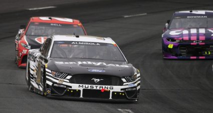 NASCAR Cup At New Hampshire