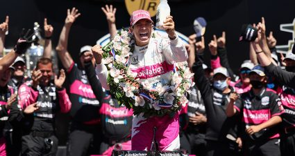 Castroneves Set For Full Season With Meyer Shank Racing