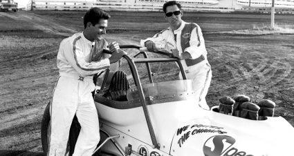 Joe Saldana: Racing For The Money