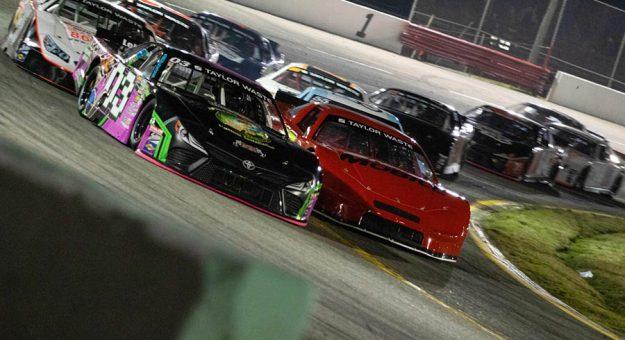 Langley Speedway in Hampton, Va., will host the annual Hampton Heat race this Saturday night.