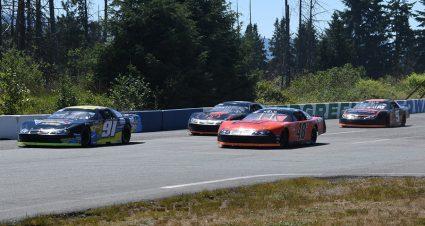 Drivers & Teams Focused On Evergreen's Summer Showdown