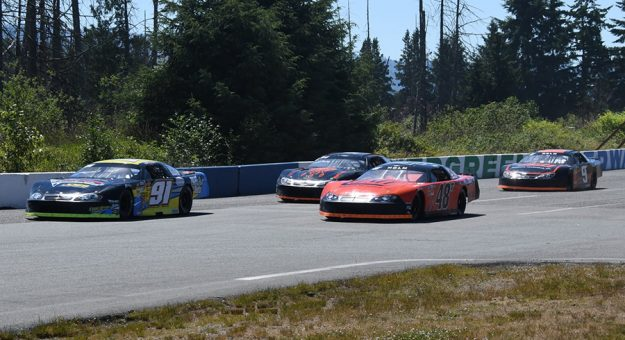 Evergreen Speedway hosts the Summer Showdown, featuring a $25,000-to-win super late model feature, this Friday and Saturday.