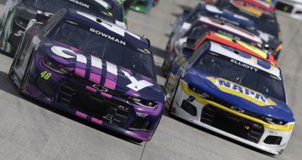 NASCAR Hits Two Hendrick Teams With Penalties