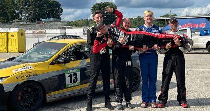 BYRD: Endurance Racing Debut